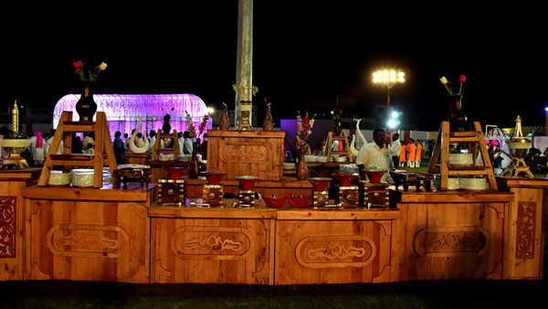 Vindhyavasini Lawn wedding catering
