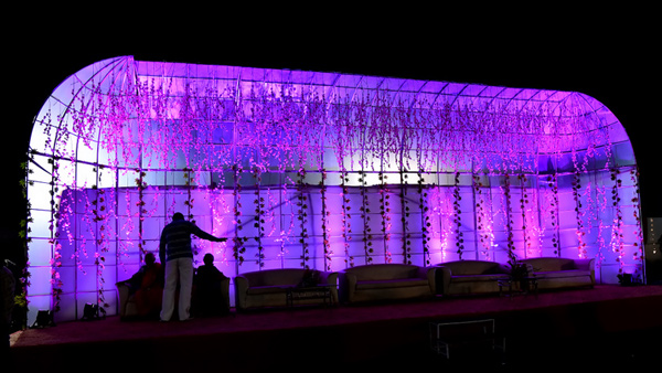 wedding stage decoration Nagpur