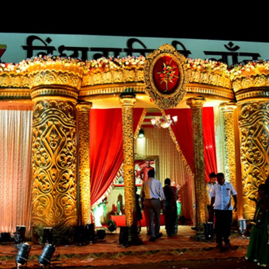 Images Wedding Lawn Party Plot Nagpur Vindhyavasini Lawn