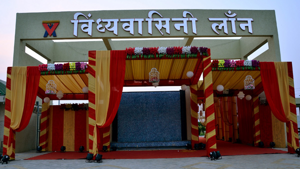 Wedding Venue Nagpur Entrance Gate Theme Decoration
